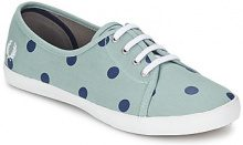 Scarpe Fred Perry  BELL OVERSIZED POLKA DOT