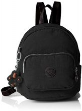 Kipling Mini Backpack - Zaini Donna, Black, 19x21.5x17 cm (W x H L)