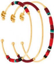 Gas Bijoux - Braccialetto 'Zanzibar' - women - 24kt Gold Plate - OS - Metallizzato