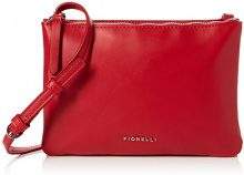 Fiorelli Bunton - Borse a mano Donna, Red (Pillar Box Red), 4.5x23x15.5 cm (W x H L)