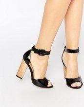 Truffle Collection - Vela - Sandali con tacco e cinturino alla caviglia