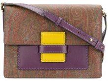Etro - Borsa Arnica stampata - women - PVC/Cotton/Polyester/Calf Leather - OS - MULTICOLOUR