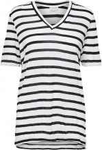 SELECTED Striped - T-shirt Women White