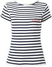 Maison Labiche - Enchantee T-shirt - women - Cotton - XS, L - WHITE