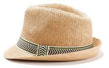 Cappello con fettuccia etnica