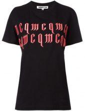 T-shirt Mcq By Alexander Mcqueen  MCQ BY ALEXANDER MCQUEEN T-SHIRT DONNA 318978RJJ601122