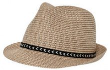 ONLY Straw Hat Women Beige