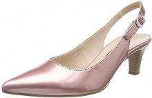 Gabor Shoes Fashion, Scarpe con Tacco Donna, Multicolore (Light Rose), 36 EU