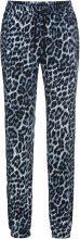 Pantalone leopardato (Blu) - RAINBOW