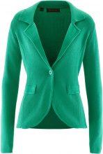 Blazer in maglia (Verde) - bpc selection