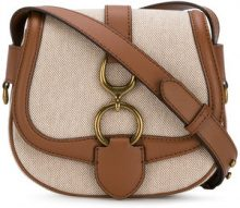 Ralph Lauren - Borsa a tracolla - women - Cotton/Polyester - OS - BROWN