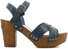 Sandali Lumberjack  SW26206 002 B01 Sandalo tacco Donna Blu