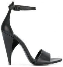 Kendall+Kylie - Sandali 'Emilee' - women - Leather/Polyurethane/rubber - 36, 36.5, 37, 38, 38.5, 39, 39.5, 37.5 - BLACK