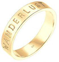 Elli FINERING - Anello, placcato oro, misura 54 (17.2)