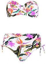 Prague Oriental Underwired High Waisted Bikini