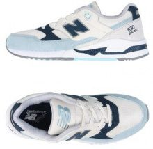NEW BALANCE 530 SUEDE - MESH - CALZATURE - Sneakers & Tennis shoes basse - su YOOX.com