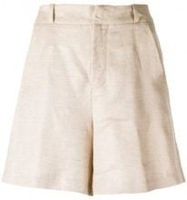 Tufi Duek - pockets shorts - women - Linen/Flax/Viscose - 36, 40, 42 - unavailable