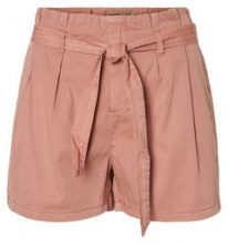 VERO MODA Hw Shorts Women Red