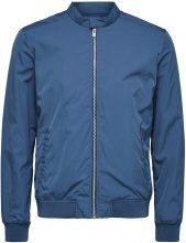 SELECTED Bomber - Jacket Men Blue
