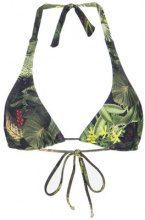 Lygia & Nanny - printed bikini top - women - Polyamide/Spandex/Elastane - PP, P, M, G, GG - Verde