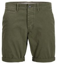 JACK & JONES Enzo Chino Shorts Men Green