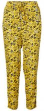 NOISY MAY Nw Loose Fit Trousers Women Yellow