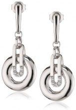 Orphelia dreambase-orecchini da donna in argento Sterling 925 con zirconi bianco ZO-5143
