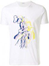 Iceberg - T-shirt con ricamo - men - Cotton/Spandex/Elastane/Polyester - S, M, L, XL, XXL - WHITE