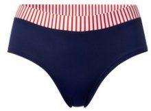 Shorty per bikini a righe