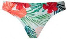 Culotte per bikini a fiori