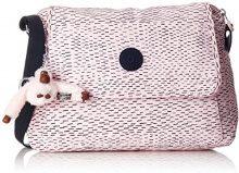 Kipling Matha - Borse a tracolla Donna, Pink (Soft Str), One Size