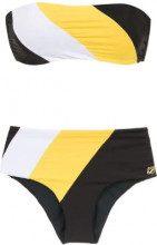 Brigitte - 3 Cores bikini set - women - Polyamide/Spandex/Elastane - PP, P, M, G, GG - YELLOW & ORANGE