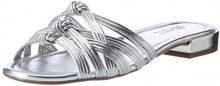 SchutzS2-02380016 - Ciabatte Donna , argento (Silber (Prata)), 39
