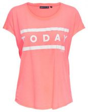 ONLY Printed Sports Top Women Pink