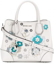 Michael Kors Collection - Borsa Tote - women - Leather - OS - WHITE