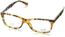 Ray-Ban 5228, Montature Donna, Marrone (Light Brown Tortoise), 53