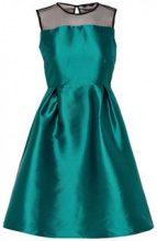 ONLY Mesh Sleeveless Dress Women Green