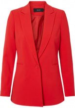 VERO MODA Long Blazer Women Red