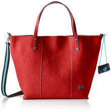GabsLady - Borsa a mano Donna , rosso (Rosso (Rosso)), 15x33x51 cm (B x H x T)
