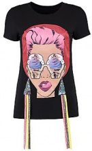 Jayne Face Print  T-Shirt