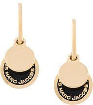 Marc Jacobs - Orecchini 'The Drop' - women - Brass - OS - METALLIC