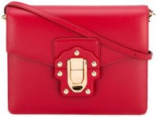 Dolce & Gabbana - Borsa a tracolla 'Lucia' - women - Calf Leather - OS - RED