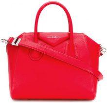 Givenchy - small Antigona tote - women - Goat Skin - OS - RED