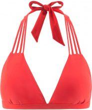 Reggiseno a triangolo per bikini (Rosso) - BODYFLIRT
