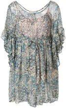 Mes Demoiselles - Vestito stampato - women - Viscose - 36, 38, 40, 42 - BLUE