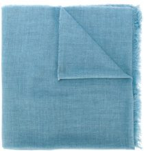 Le Tricot Perugia - Sciarpa lunga - women - Virgin Wool - OS - BLUE