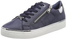 Tom Tailor 4892603, Sneaker Donna, Blu (Navy), 41 EU