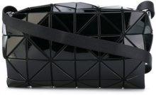 Bao Bao Issey Miyake - Clutch con struttura geometrica - women - Polyester - OS - BLACK