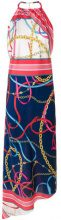 Pinko - Vestito asimmetrico - women - Polyester - 40, 42, 44 - MULTICOLOUR