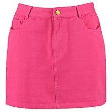 Helen Denim Mini Skirt